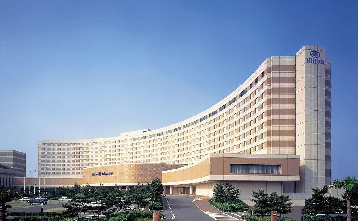 東京ディズニーランドから電車およびバスで40分以内にあるホテル