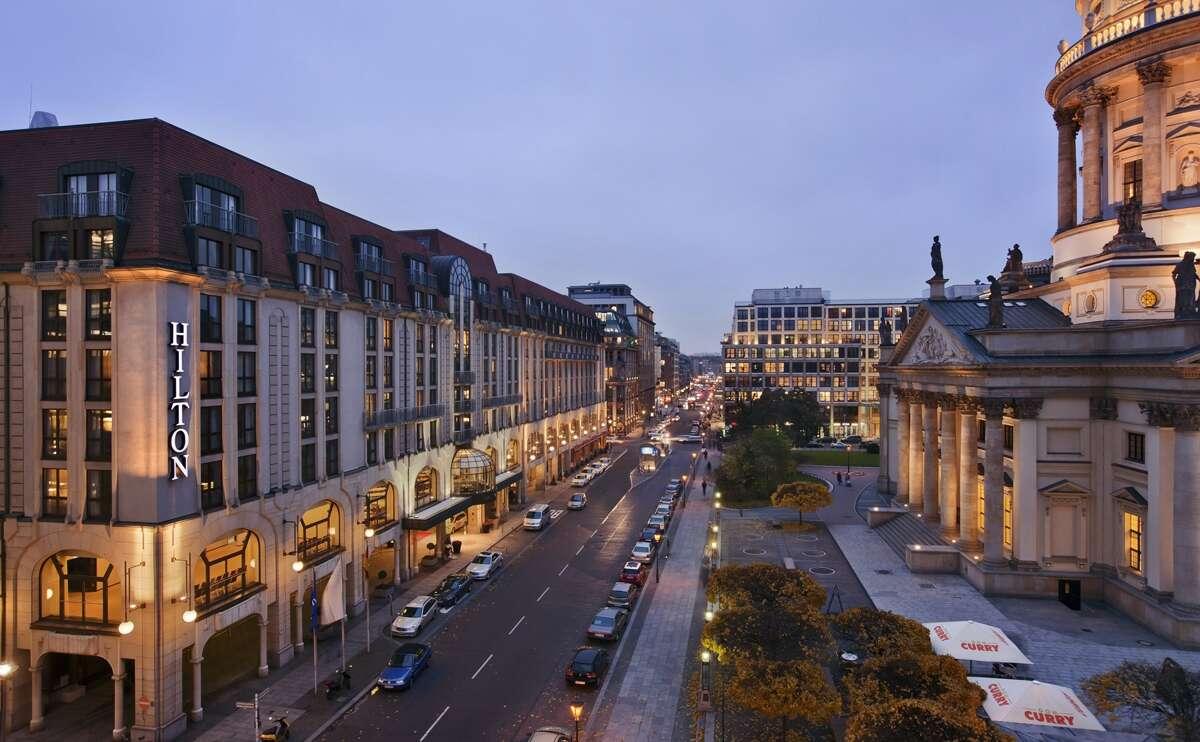 Hotels In Berlin Hilton