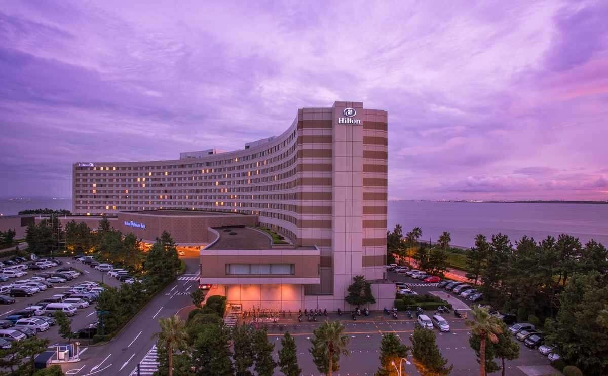 ヒルトン東京ベイ|ヒルトン・ホテルズ&リゾート